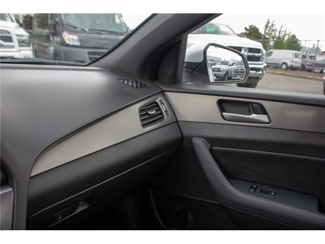 2018 Hyundai Sonata 2.4 Sport (Stk: EE896800) in Surrey - Image 23 of 25
