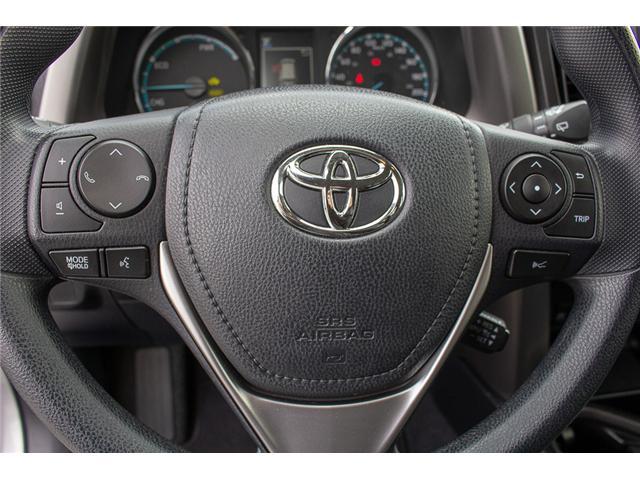 2017 Toyota RAV4 Hybrid LE+ (Stk: EE896820) in Surrey - Image 17 of 24