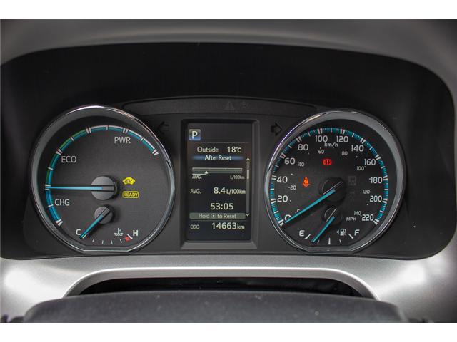 2017 Toyota RAV4 Hybrid LE+ (Stk: EE896820) in Surrey - Image 18 of 24