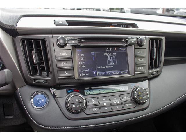2017 Toyota RAV4 Hybrid LE+ (Stk: EE896820) in Surrey - Image 19 of 24