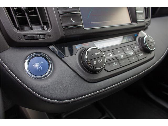2017 Toyota RAV4 Hybrid LE+ (Stk: EE896820) in Surrey - Image 21 of 24