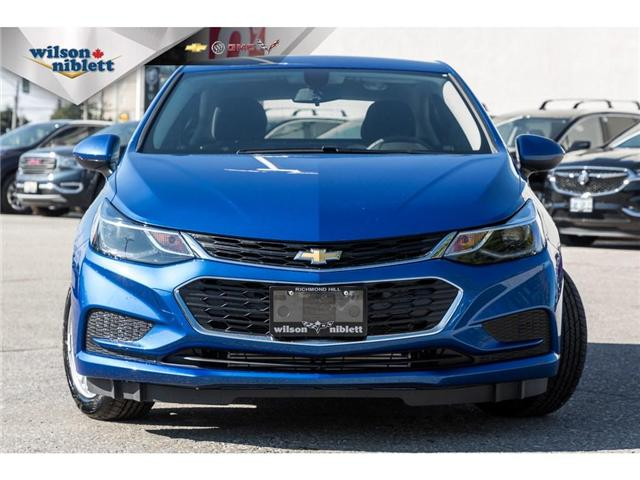2018 Chevrolet Cruze LT Auto (Stk: 654589) in Richmond Hill - Image 2 of 19