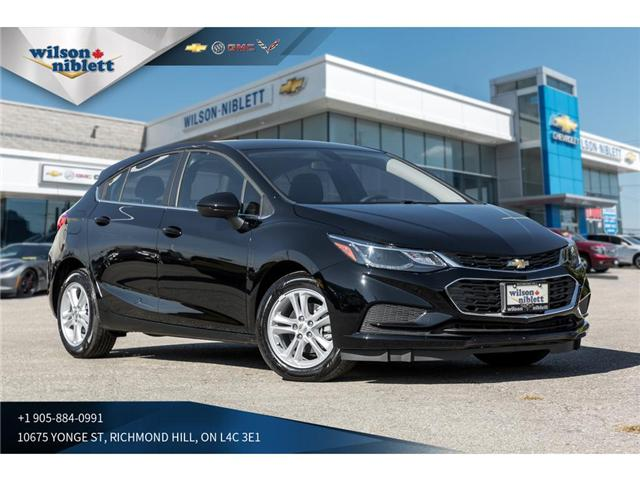 2018 Chevrolet Cruze LT Auto (Stk: 649804) in Richmond Hill - Image 1 of 19