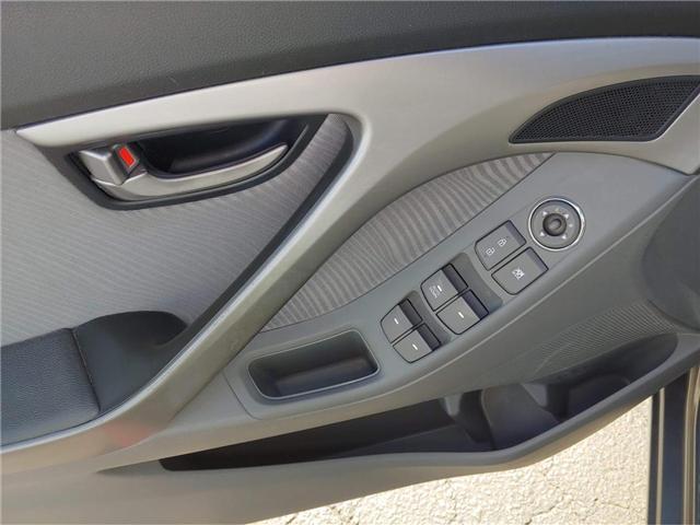 2012 Hyundai Elantra  (Stk: 1810501) in Cambridge - Image 8 of 10