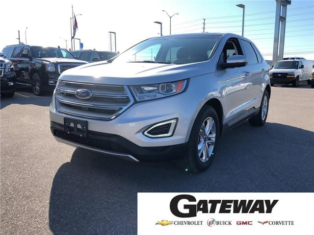 2017 Ford Edge SEL (Stk: 126427B) in BRAMPTON - Image 1 of 24