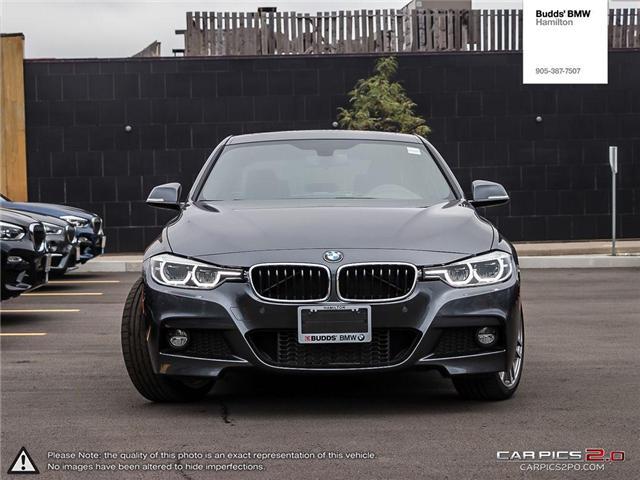 2018 BMW 330i xDrive (Stk: B36187) in Hamilton - Image 2 of 28