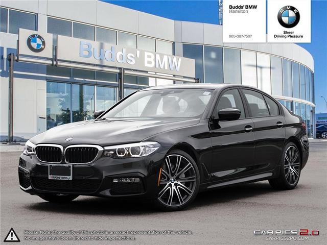 2018 BMW 540 i xDrive (Stk: B33803) in Hamilton - Image 1 of 27