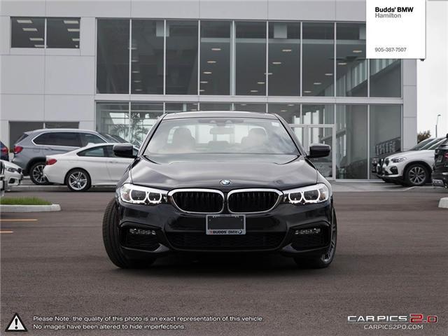 2018 BMW 540 i xDrive (Stk: B33803) in Hamilton - Image 2 of 27