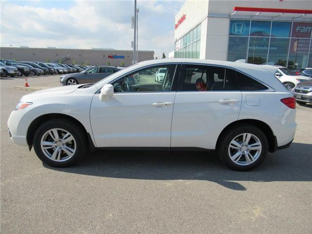 2015 Acura RDX w/Technology Package (Stk: 8504467A) in Brampton - Image 1 of 29