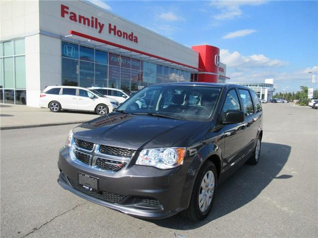2017 Dodge Grand Caravan CVP/SXT, WOW! BEST VALUE! (Stk: 8108265A) in Brampton - Image 1 of 27