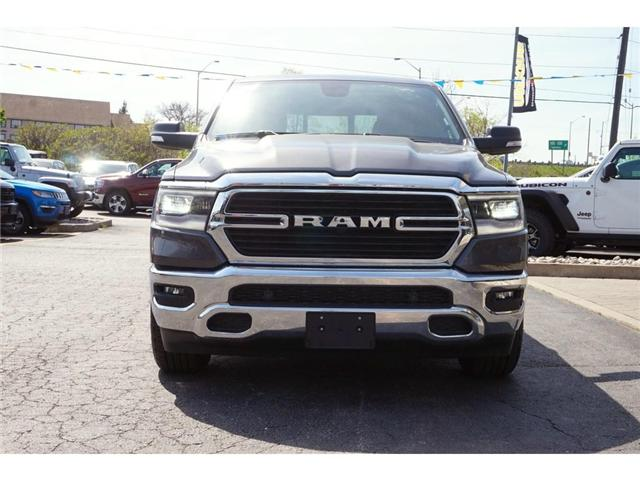 2019 RAM 1500 BIG HORN| AIR SUSPENSION| 6'4 BED| LOADED! (Stk: NOU-515546-K048) in Burlington - Image 2 of 30