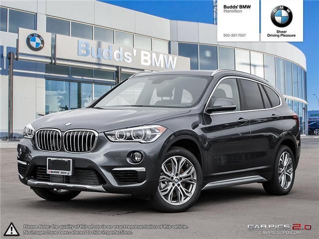 2018 BMW X1 xDrive28i (Stk: T36874) in Hamilton - Image 1 of 27