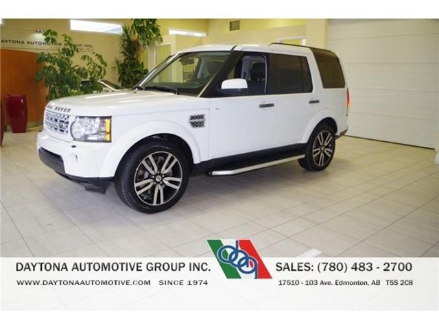 2013 Land Rover LR4 Base (Stk: 9239) in Edmonton - Image 1 of 23