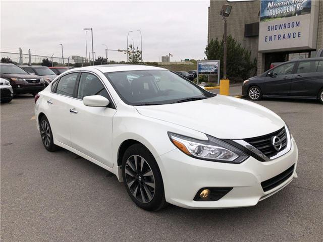 2018 Nissan Altima 2.5 SV (Stk: P0088) In Calgary   Image 1 Of ...