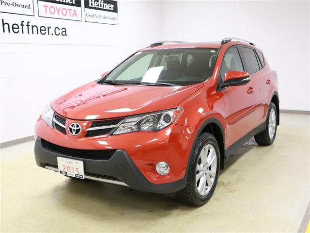 2015 Toyota RAV4  (Stk: 186061) in Kitchener - Image 1 of 23