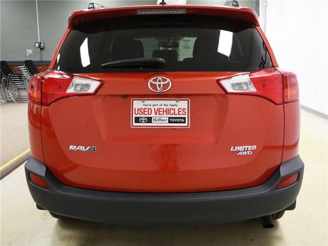 2015 Toyota RAV4  (Stk: 186061) in Kitchener - Image 8 of 23