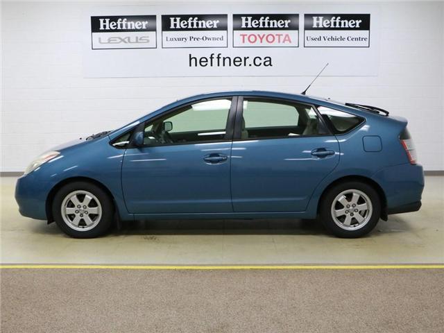 2004 Toyota Prius Base (Stk: 186063) in Kitchener - Image 5 of 19