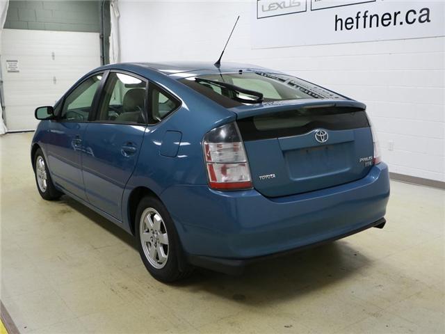 2004 Toyota Prius Base (Stk: 186063) in Kitchener - Image 6 of 19
