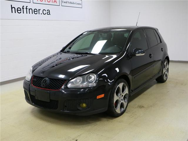 2008 Volkswagen GTI 5-Door (Stk: 185710) in Kitchener - Image 1 of 17