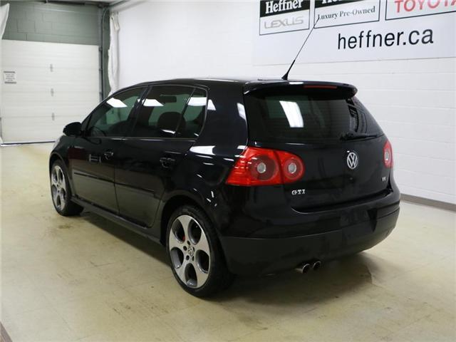 2008 Volkswagen GTI 5-Door (Stk: 185710) in Kitchener - Image 5 of 17
