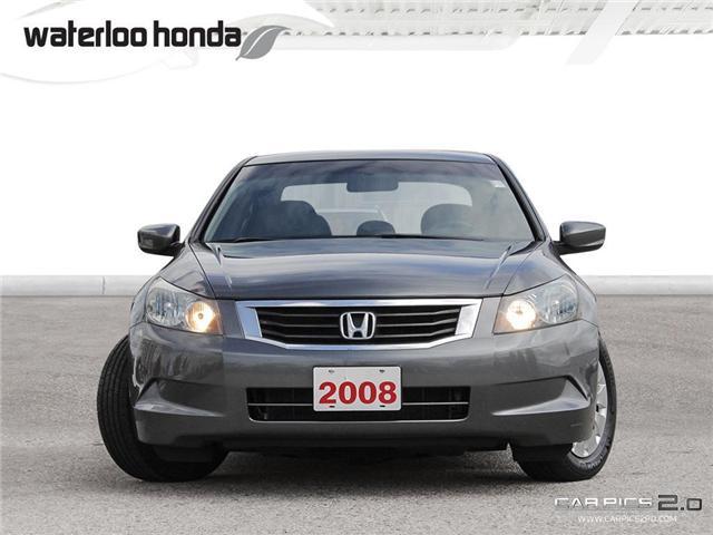 2008 Honda Accord LX (Stk: H4433A) in Waterloo - Image 2 of 28