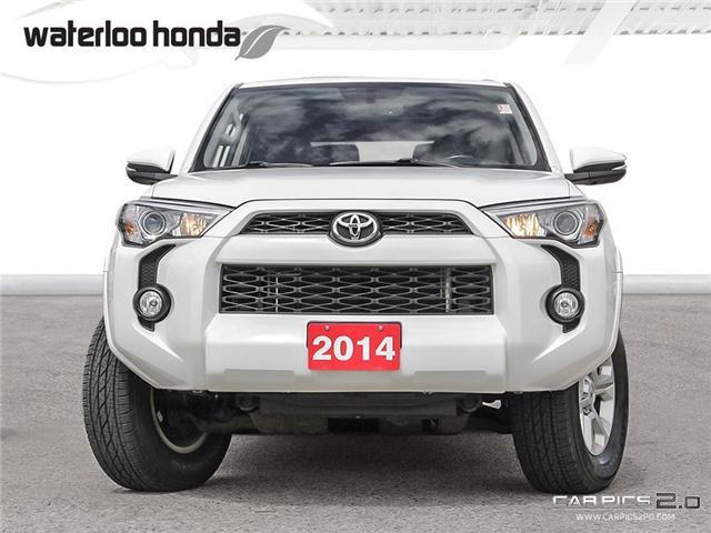 2014 Toyota 4Runner SR5 V6 (Stk: U4467) in Waterloo - Image 2 of 28