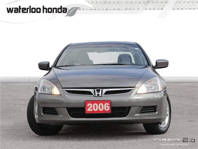 2006 Honda Accord SE (Stk: H4091A) in Waterloo - Image 2 of 28