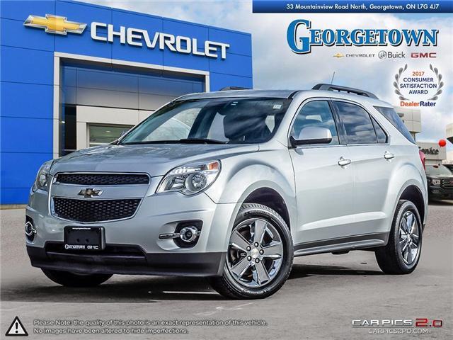 2013 Chevrolet Equinox 2LT 2GNFLNE34D6201695 15260 in Georgetown
