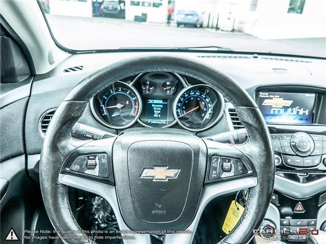 2014 Chevrolet Cruze 1LT (Stk: 28016) in Georgetown - Image 12 of 25