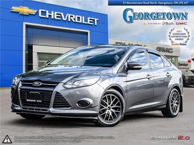 2014 Ford Focus SE 1FADP3F28EL113424 28015 in Georgetown