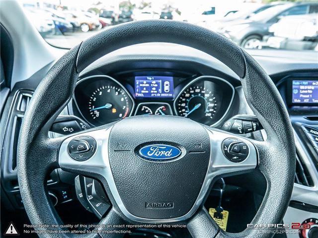 2014 Ford Focus SE (Stk: 28015) in Georgetown - Image 14 of 27