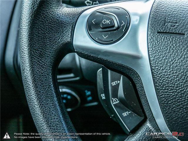 2014 Ford Focus SE (Stk: 28015) in Georgetown - Image 18 of 27