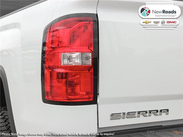 2018 GMC Sierra 1500 SLE (Stk: Z109252) in Newmarket - Image 11 of 22