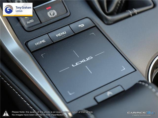 2019 Lexus NX 300 Base (Stk: P8124) in Ottawa - Image 28 of 29