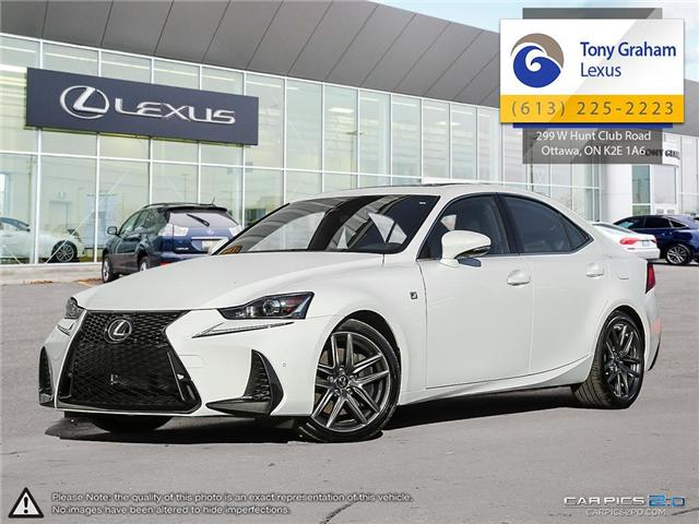2018 Lexus IS 350 Base (Stk: P8127) in Ottawa - Image 1 of 29