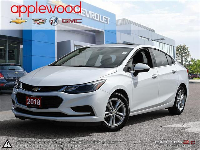 2018 Chevrolet Cruze LT Auto (Stk: 985A) in Mississauga - Image 1 of 27