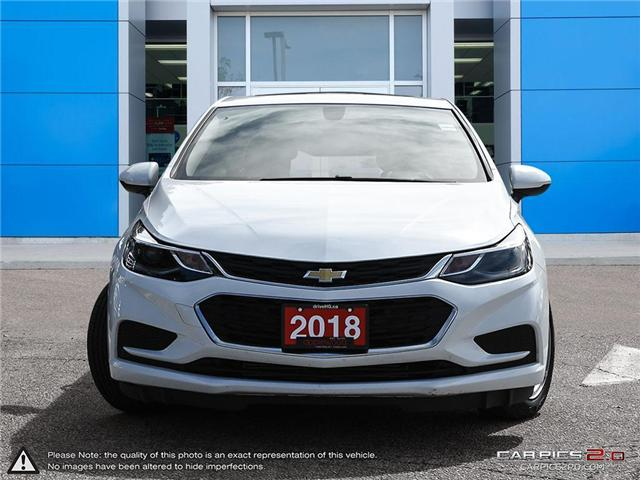 2018 Chevrolet Cruze LT Auto (Stk: 985A) in Mississauga - Image 2 of 27