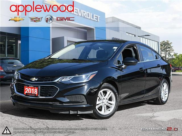 2018 Chevrolet Cruze LT Auto (Stk: 5910A) in Mississauga - Image 1 of 26