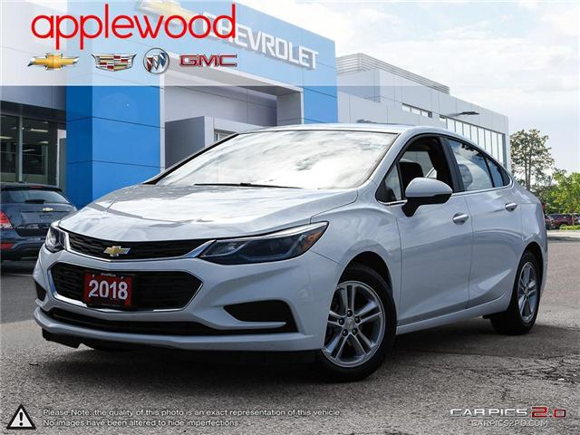 2018 Chevrolet Cruze LT Auto (Stk: 6927A) in Mississauga - Image 1 of 27