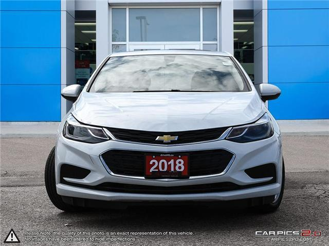 2018 Chevrolet Cruze LT Auto (Stk: 6927A) in Mississauga - Image 2 of 27
