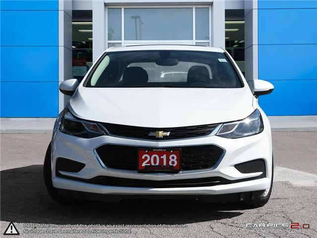 2018 Chevrolet Cruze LT Auto (Stk: 8938A) in Mississauga - Image 2 of 27