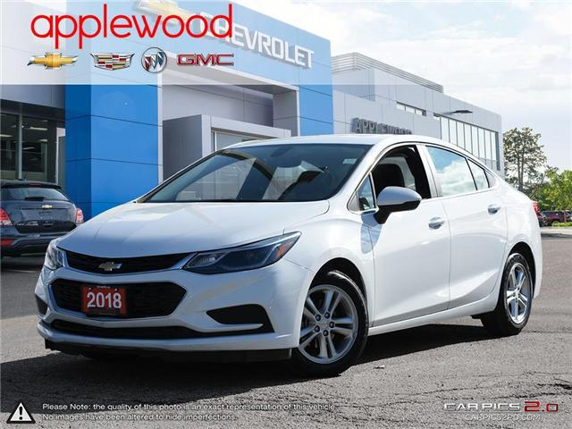 2018 Chevrolet Cruze LT Auto (Stk: 9248A) in Mississauga - Image 1 of 27