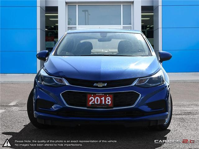 2018 Chevrolet Cruze LT Auto (Stk: 9160A) in Mississauga - Image 2 of 27