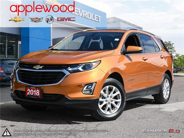 2018 Chevrolet Equinox 1LT (Stk: 5671A) in Mississauga - Image 1 of 27