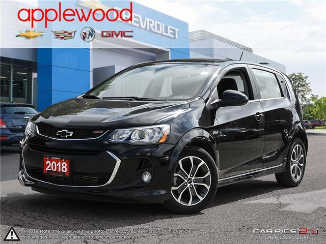2018 Chevrolet Sonic LT Auto (Stk: 4983P) in Mississauga - Image 1 of 27