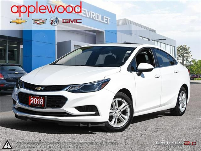 2018 Chevrolet Cruze LT Auto (Stk: 2682A) in Mississauga - Image 1 of 27