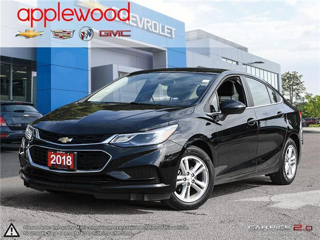 2018 Chevrolet Cruze LT Auto (Stk: 1953A1) in Mississauga - Image 1 of 27