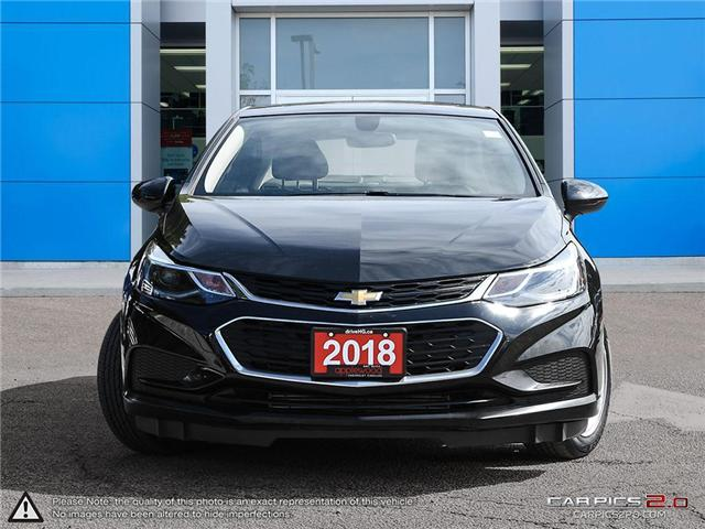 2018 Chevrolet Cruze LT Auto (Stk: 1953A1) in Mississauga - Image 2 of 27