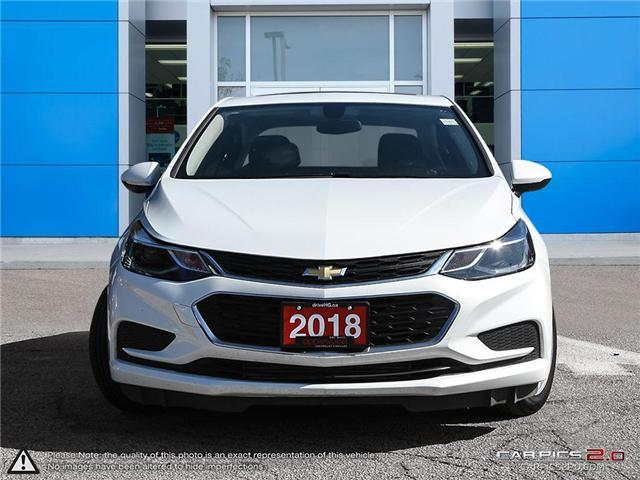2018 Chevrolet Cruze LT Auto (Stk: 9823A) in Mississauga - Image 2 of 27
