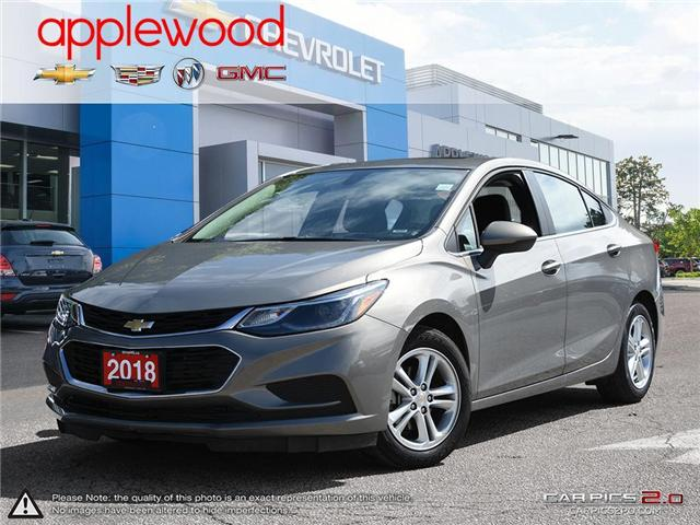 2018 Chevrolet Cruze LT Auto (Stk: 2063A) in Mississauga - Image 1 of 27